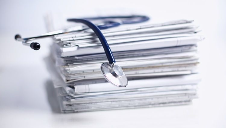 Analogue to digital for security in healthcare
